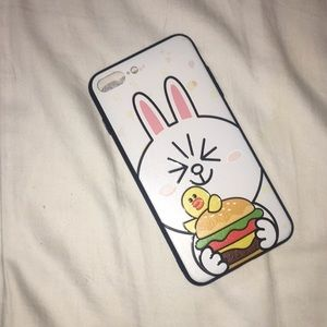 Accessories - LINE FRIENDS RABBIT CASE FOR IPHONE 7/8 PLUS